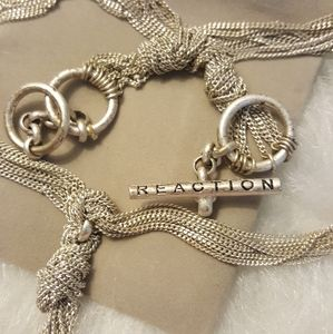 🎈3/$30 Kenneth Cole Reaction Knot Necklace